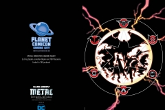 Dark Nights Metal #5 Planet Comicon Kansas City Cover Variant D