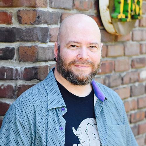 Jason Aaron Photo